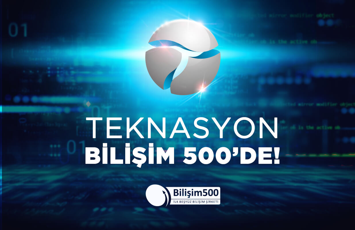 Teknasyon is among the top IT companies in Turkey!