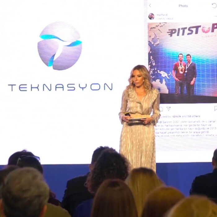 At the launch of Facebook Istasyon, the achievements of Teknasyon were mentioned!