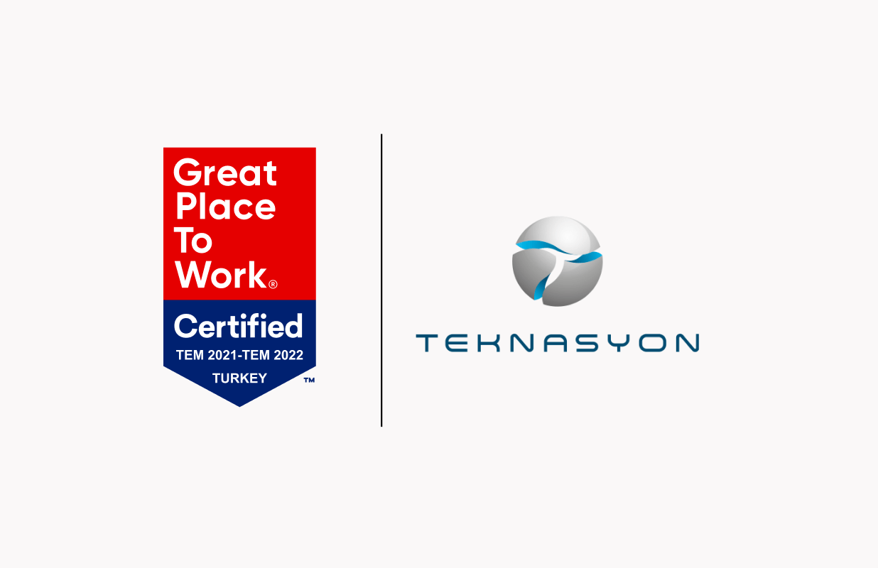We are proud to have been awarded the Great Place to Work certificate.