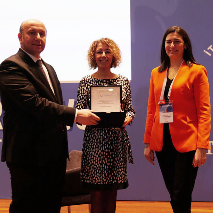 Teknasyon attended ITU Career Summit as a sponsor!